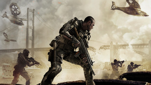 'Call of Duty Advanced Warfare' trailer shows off a grim future, and a lot of Kevin Spacey