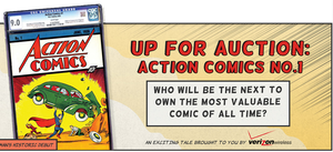 Mint condition Action Comics #1 from 1938 sells for $3.2 million on eBay