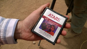 Historic Atari games found in landfill to be sold on eBay or donated to museums