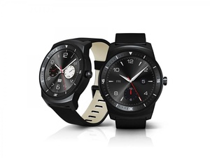 The LG G Watch R is official, with round face, heart rate monitor