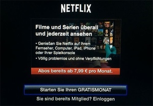 Netflix continues European expansion to Germany
