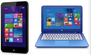 HP makes its dirt cheap Windows-powered tablets and notebooks official