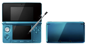 3DS could help optometrists find vision disorders in young children