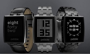 WebOS TV team moves to Pebble for next-gen smartwatches