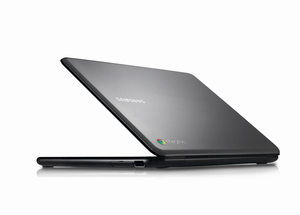 Google shows off first Chromebooks