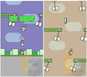 'Swing Copters' is a little less tough now