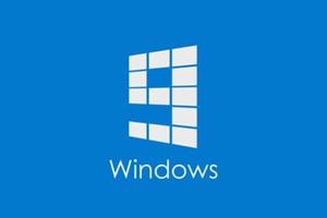Microsoft China leaks Windows 9 logo