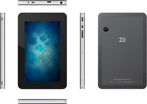ZiiLABS shows off Honeycomb tablets for OEMs