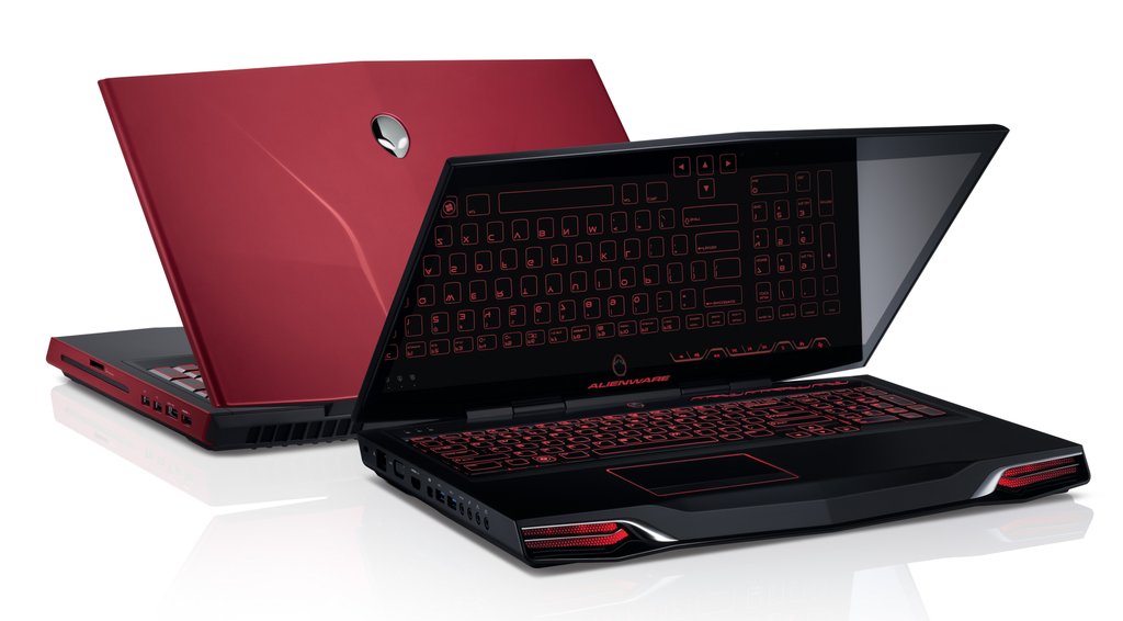 Dell Alienware Desktop Acer Laptop