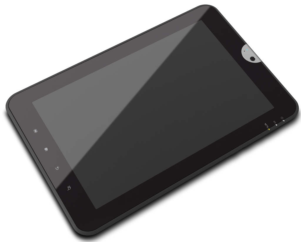 The Toshiba tablet will be available in the first half of 2011 through ...