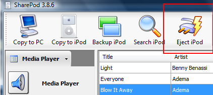 how to download from ipod nano to pc