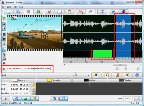 how to add subtitles in avid
