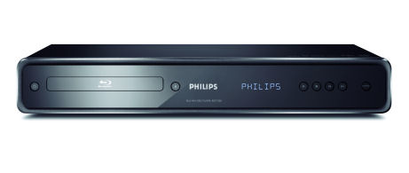 CES 2008: Philips shows new BDP7200 Blu-ray player