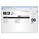 Excito B3 Web-käyttöliittymä: tiedostonhallinta