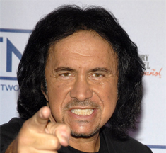 Gene Simmons is Irrelevant
